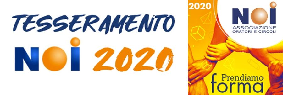NOI adesione 2020